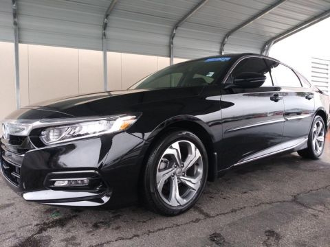 Certified Pre-Owned 2019 Honda Accord EX-L 1.5T